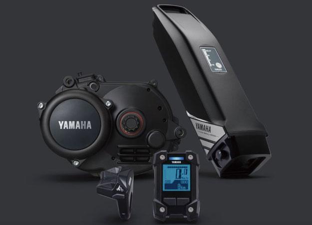 Yamaha 2017: Neuer Motor für e-Mountainbikes
