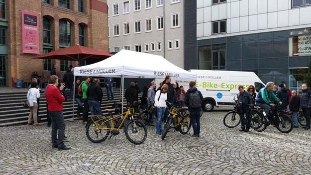 e-Bike Neuheiten von Riese & Müller