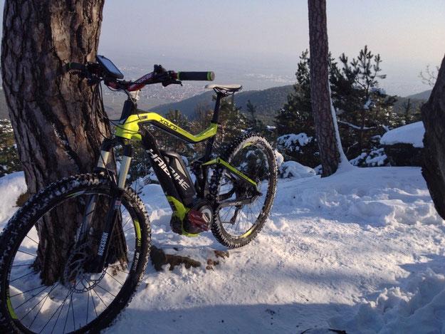 Haibike Xduro e-Mountainbike Praxistest