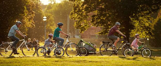 Warum sollte man e-Bike fahren