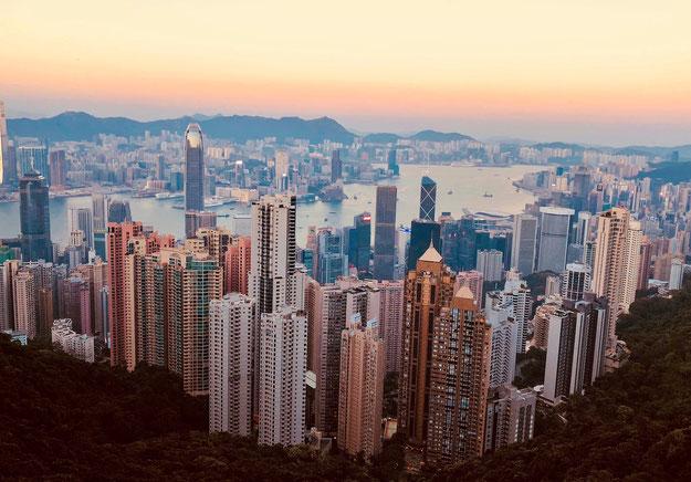 Hong Kong food guide