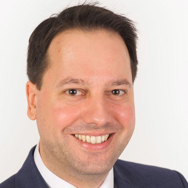 Eike Kuhrcke bleibt stellvertretender Fraktionsvorsitzender. Er soll Nachfolger Weihers als CDU-Ortsvorsitzender werden.