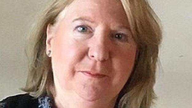 Grünen-Vorsitzende Anke Thomsen