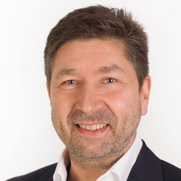 Robert Hüneburg wird neuer stellvertretender Voristzender der CDU-Fraktion