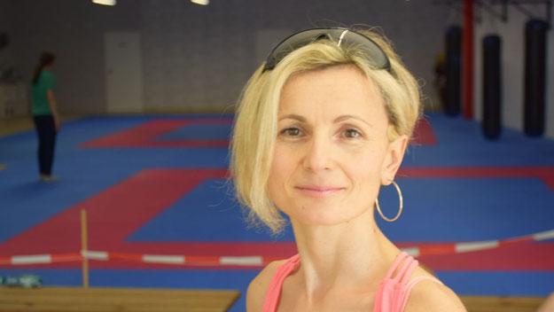 """Jane Lisi:""""Meine Kinder trainieren bei der School of Pointfighting und das ist eine tolle Sache!"""""""