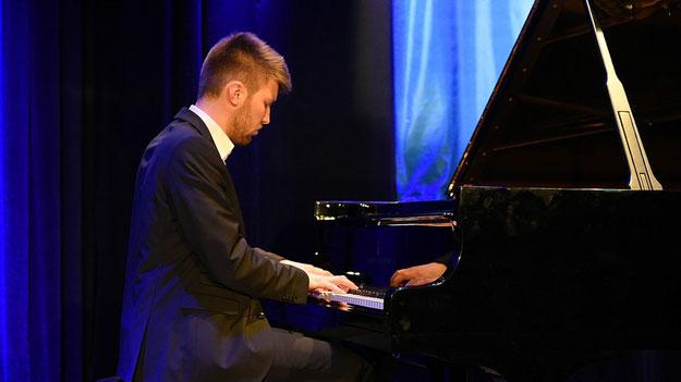 Auch als Solist begeisterte Alexander Vorontsov