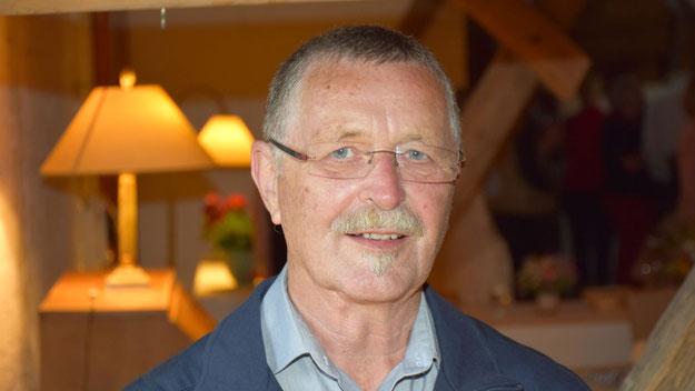 Rudolf Timm ist der Autor des Buches.