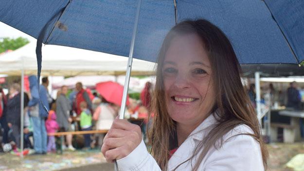 ..und Ratsfrau Annabell Krämer (FDP).