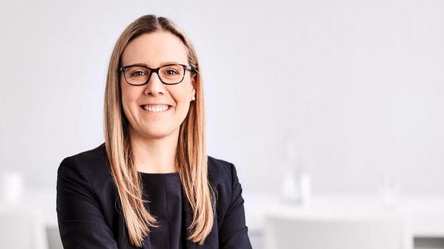 Positive Zahlen kann Frauke Hegemann, Vorstandsvorsitzende der comdirect bank AG, verkünden.
