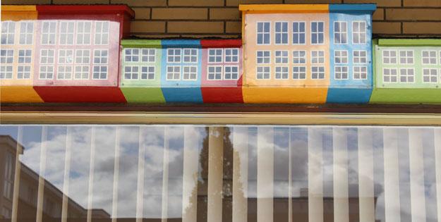 Wer hat dieses Detail im Quickborner Stadtbild schon mal gesehen??