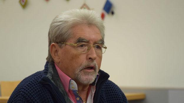 Bauunternehmer Joachim Schaffarzyk im Ausschuss für Stadtentwicklung und Umwelt