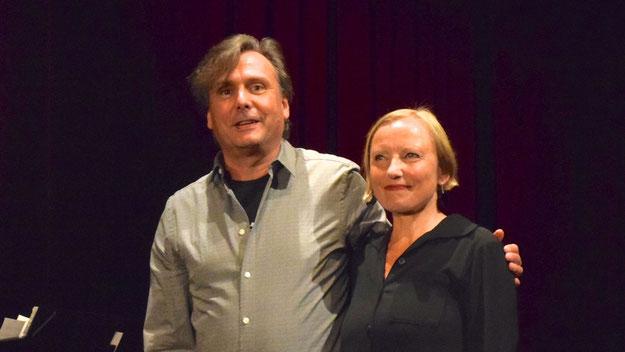 Anna Haentjens präsentierte gemeinsam mit Sven Selle am Flügel das Programm