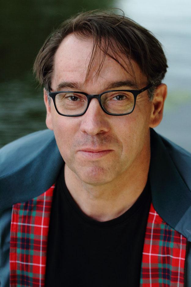 .. und dem Schauspieler Albrecht Ganskopf