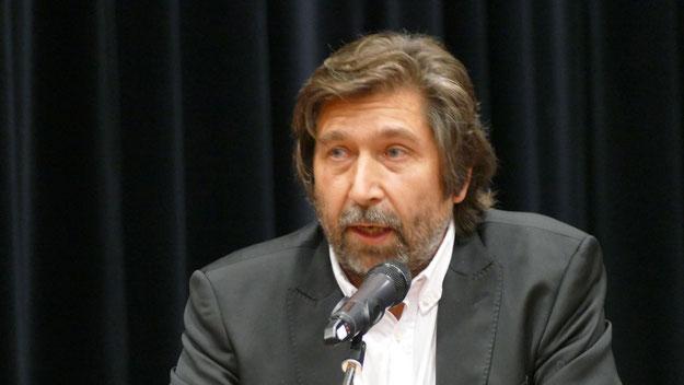 Robert Hüneburg lehnte für seine CDU-Fraktion den Antrag ab