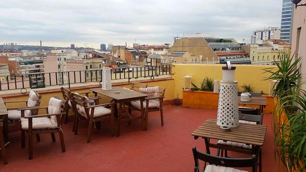Airbnb,Spanien, günstig, Avinguda Diagonal, Avenida Diagonal