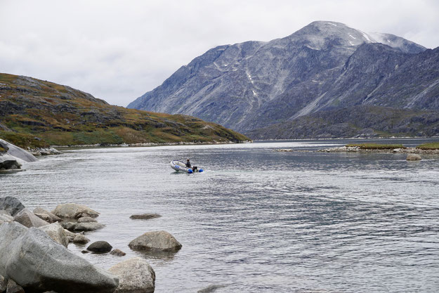 Atemberaubende Fjordlandschaft