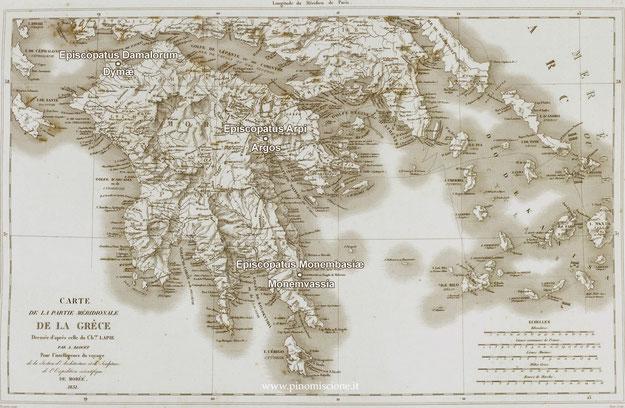 Diocesi del Peloponneso di S. Pardo