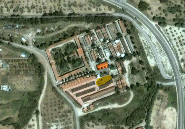 Larino, cimitero