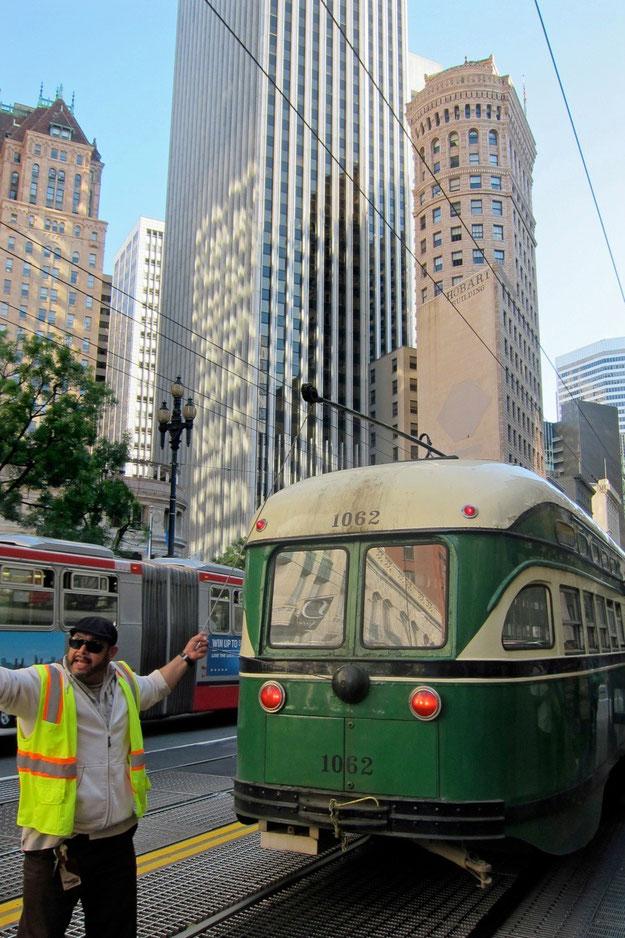 Historic Streetcar San Francisco