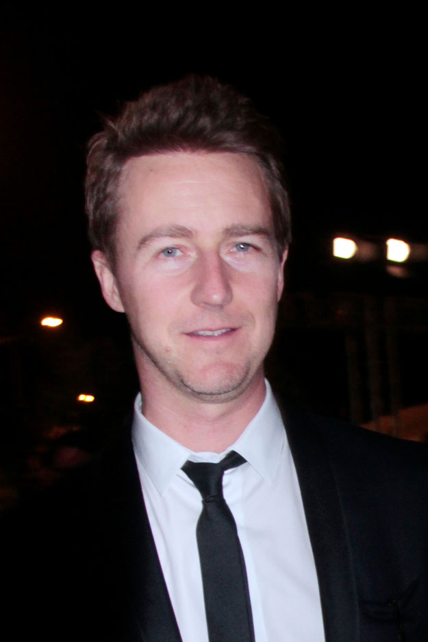 Edward NORTON - Festival de Cannes 2012 © Anik COUBLE
