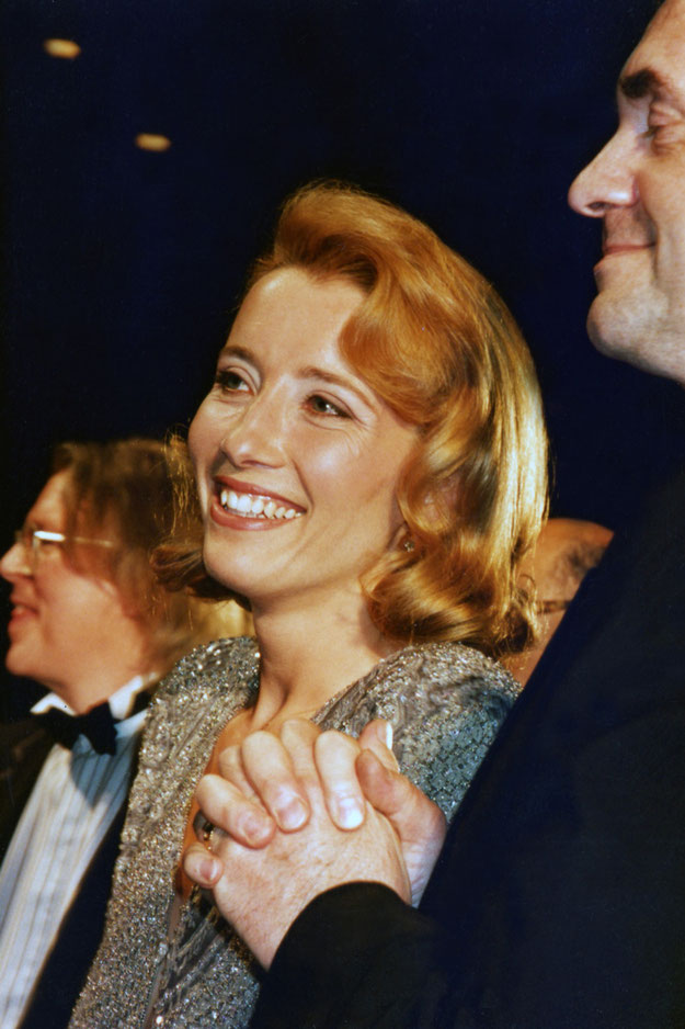 Emma THOMPSON - Festival de Cannes 1995 © Anik COUBLE