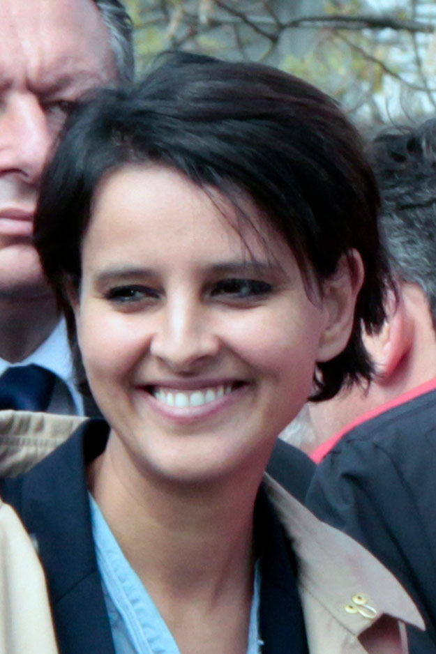 Najat Vallaud-Belkacem - Lyon - 2012 - Photo © Anik Couble