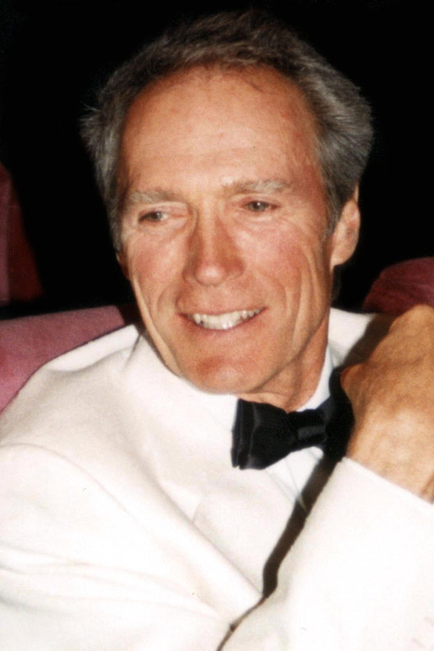 Clint Eastwood - Festival de Cannes 1995 © Anik COUBLE