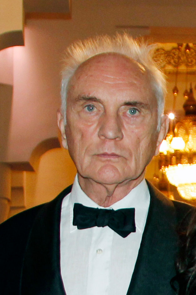 Terence STAMP - Festival de Marrakech  2012 © Anik COUBLE