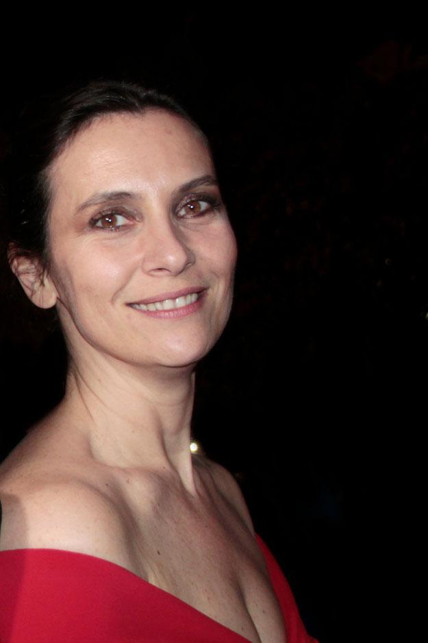 Géraldine PAILHAS - Festival de Cannes 2012 - Photo © Anik COUBLE