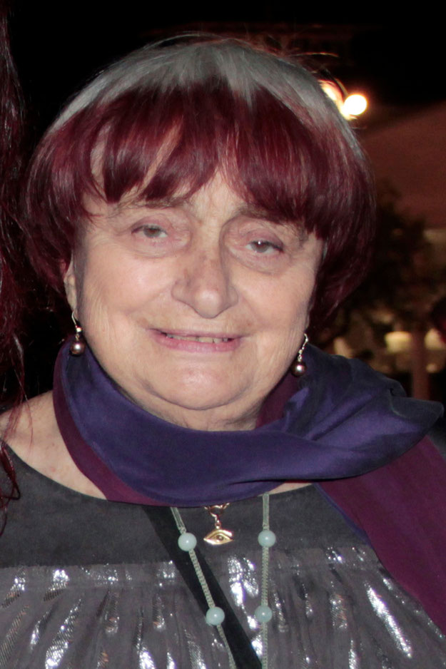 Agnes VARDA - Festival de Cannes 2013 - Photo © Anik COUBLE