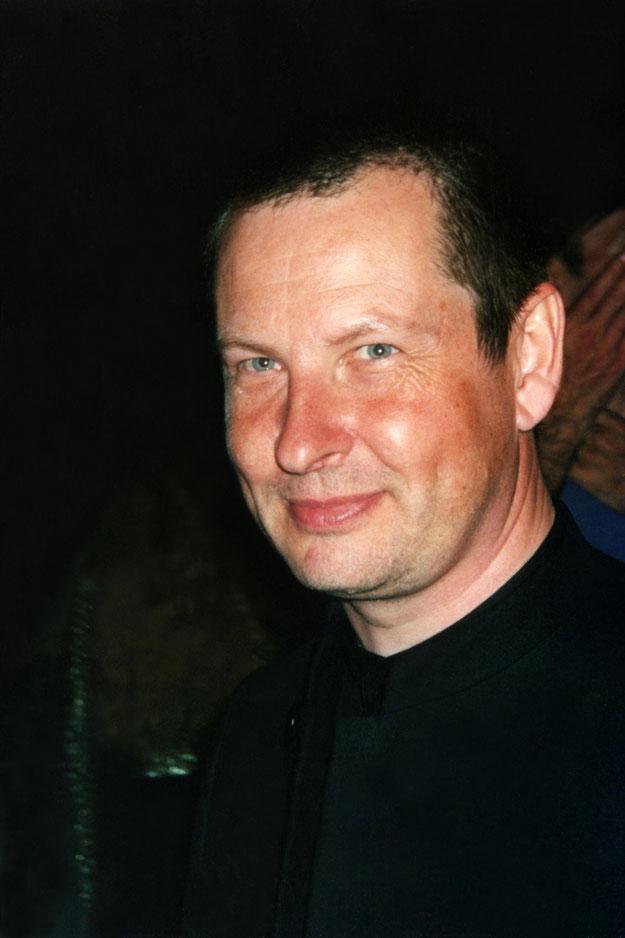 Lars VON TRIER - Festival de Cannes 2000 © Anik COUBLE