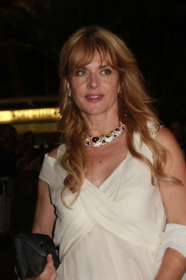 Nastassja KINSKI - Festival de Cannes 2013 - Photo © Anik COUBLE