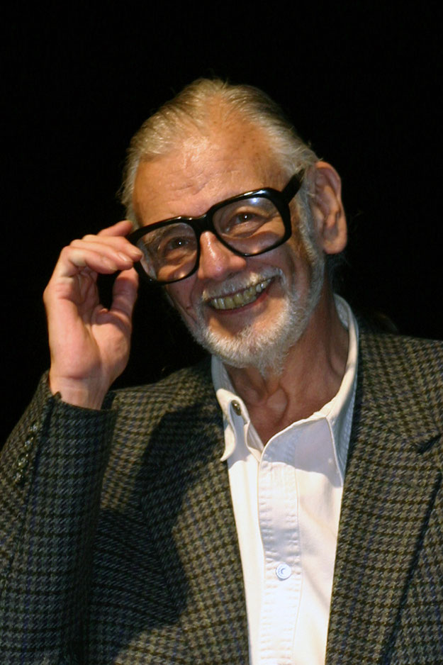 George ROMERO - Festival de Cannes 2005 - Photo © Anik COUBLE
