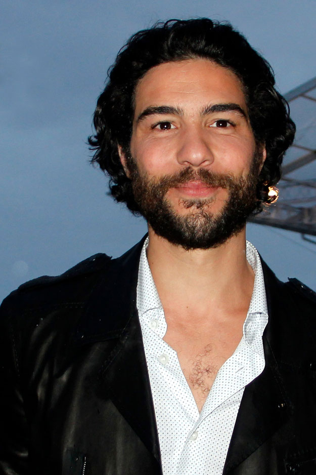 Tahar RAHIM - Festival de Cannes 2013 - Photo © Anik COULE