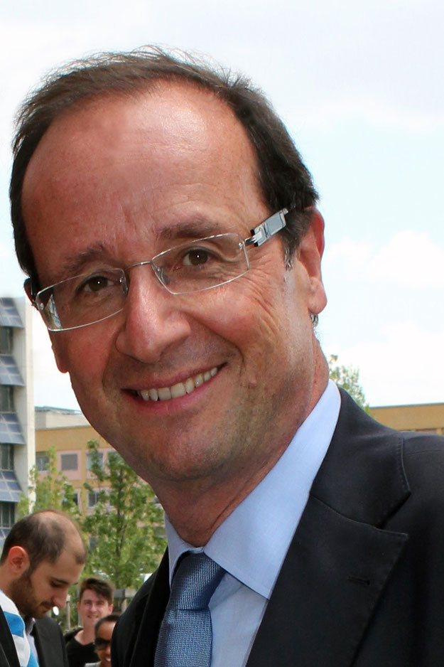 François HOLLANDE - Lyon 2011 - Photo © Anik COUBLE