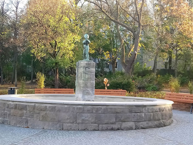 Anton-Saefkow-Park, Berlin Prenzlauer Berg