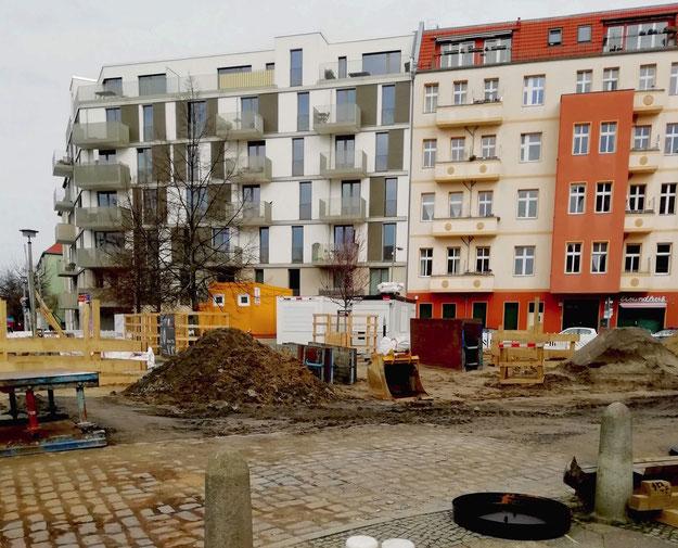 #Gertrud-Classen-Platz, #PrenzlauerBerg