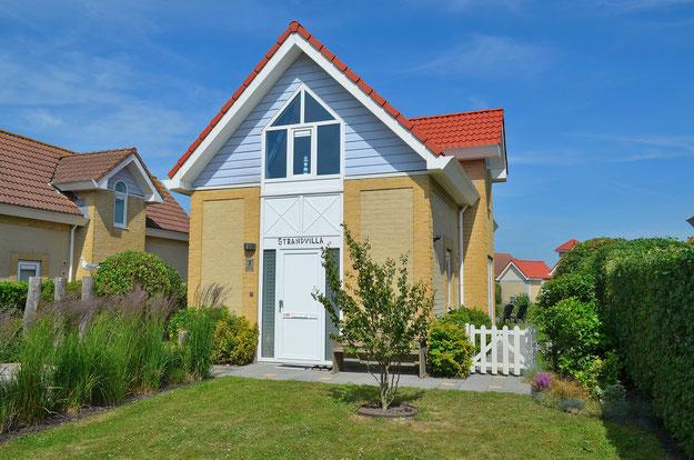 """Unser 2. Ferienhaus """"Strandvilla"""""""