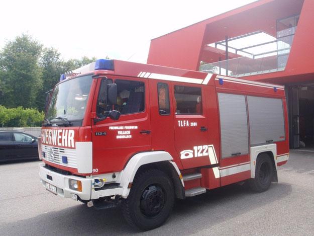 TLF-A 2000 Drobollach