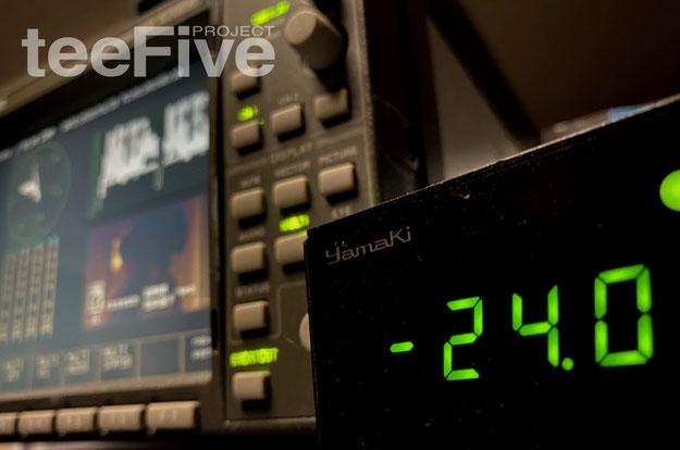 ラウドネス loudness -24.0 LKFS XDCAM HDCAM CM入稿 番組入稿 テレビ 音量 音圧 ダイナミックレンジ コンプ
