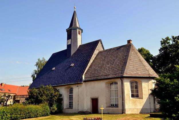 Bild: Seeligstadt Dorfkirche2014
