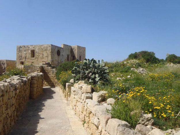 Citadel in Victoria, Gozo