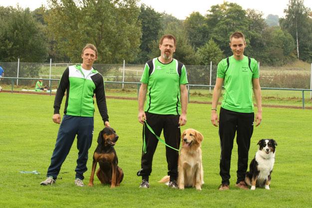 Unser CSC - Team auf der dhv DM 2014 in Fulda