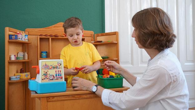 Logopädie Ohm Therapie Kinder