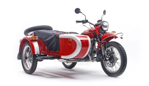 2014 Ural Sidecar Motorcycle