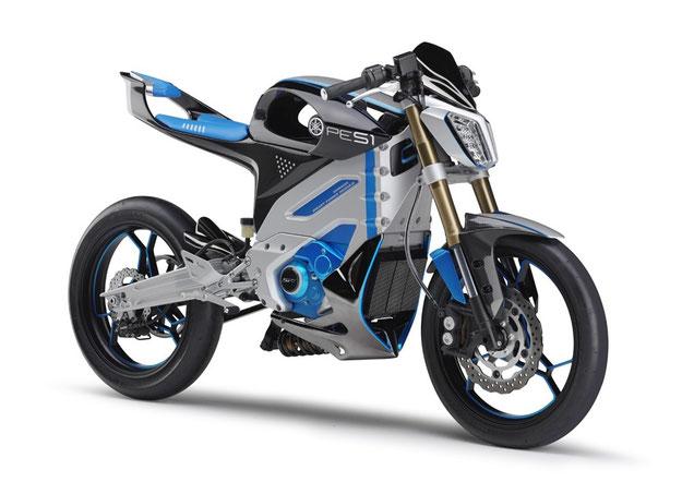 2013 Yamaha PES1 Concept