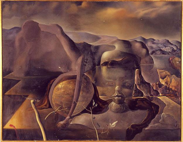 "Salvador Dalì, ""Enigma senza fine"""