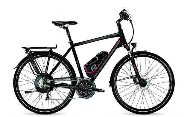 Raleigh Stoker X e-Bikes 2015 mit Xion Antrieb