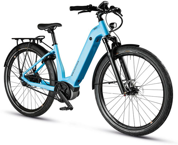 MTB Cycletech Yamu Alfine Trekking e-Bike 2019