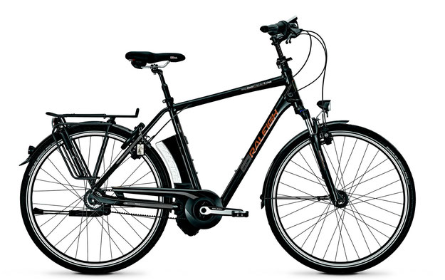 Raleigh Dover Impulse R Club e-Bike 2015